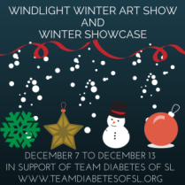 Windlight Winter Art Show and Winter Showcase 2015