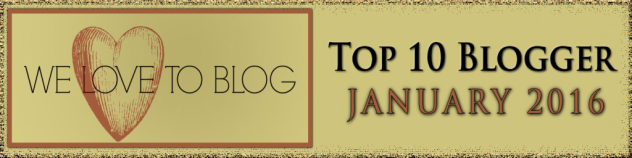 top blogger January